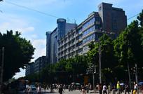 城市大楼建筑图片