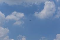 南宁晴朗的天空蓝天白云
