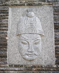 河池祭祀面具雕刻