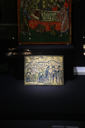 罗马尼亚木板雕刻版画