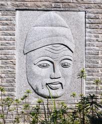 师公面具雕刻