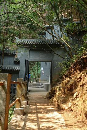石柱沟景点入口