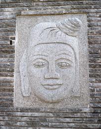 宗教面具雕刻