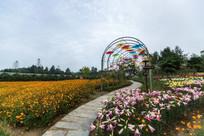 香水百合植物园