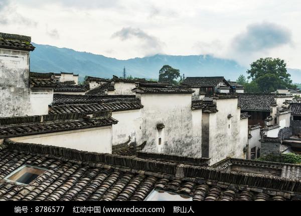 南屏民居图片