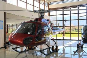 和谐通航贝尔206观光直升机
