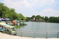 广州东山湖园林景观