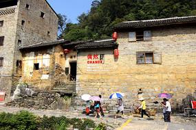 黄姚古建筑