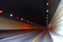 隧道内的风景
