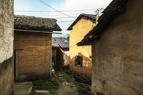 皖南高山村落