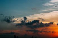 绚烂的云彩
