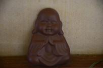 弥勒佛石雕