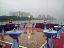 广州游轮宴会布置