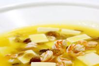 金汤海鲜豆腐