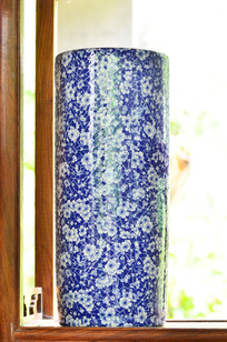 青花瓷瓷器花瓶
