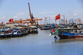 三甲港渔人码头