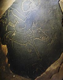 贺兰山古代岩画