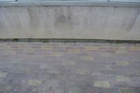 石纹墙壁和石砖地面