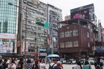 台北西门市场风光