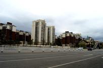 贵州现代化城市风光