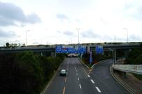 立体交通叉路口