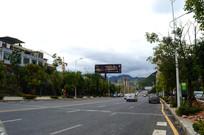 清镇市区道路