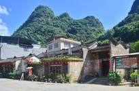 美丽的乡村风景图片