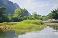 江河山水树木美景