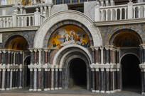 欧式建筑壁画