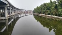 江河大桥建筑图片