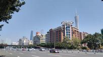美丽的广州城市风景