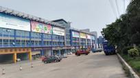 商铺平房建筑图片