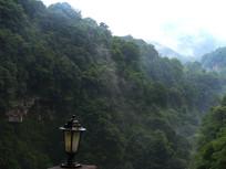 宛如仙境般的碧峰峡谷
