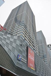 佛山南海万达广场高楼