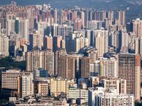 惠城区市区建筑风光