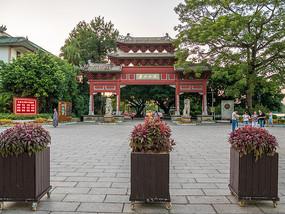惠州西湖大门