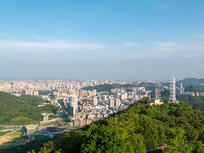 高榜山远眺惠州市区