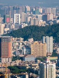 惠州上排片区鸟瞰风光