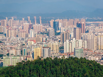 惠州市区建筑风光