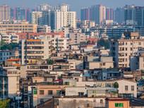 惠州城市建筑天际线