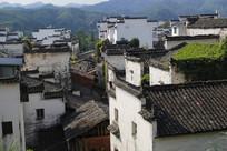 徽州古村拍摄