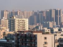 惠州惠城区建筑风光