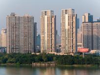 惠州江北江边住宅建筑