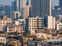惠州桥东的建筑