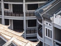 惠州新水东街建筑特写