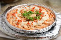 铁板烤甜虾