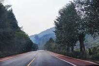 乡村绿道公路