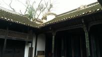 阳明文化园四合院建筑