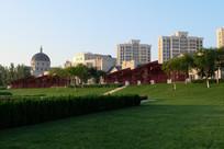 滨海卫生城市