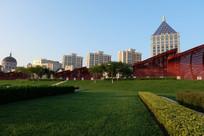 渤海新区美景